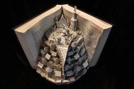 paper book sculpture art jodi harvey brown 8
