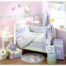lavender crib bedding sets fascinating purple girl rs fl design new set nursery gi lavender and sage fl shabby chic baby bedding