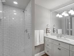 White Gray Bathroom Ideas CIALISVB