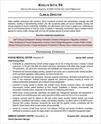Nurse Manager Resume Awesome 60 Sample Clinical Nurse Manager Resumes Sample Templates