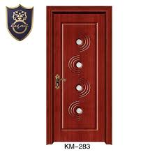 china wooden doors design modern matte