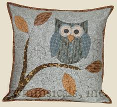 owl quilt blocks to make | This is such a cheerful quilt! I was ... & owl quilt blocks to make | This is such a cheerful quilt! I was really. Owl  AppliqueApplique CushionsApplique PatternsOwl ... Adamdwight.com