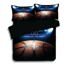 basketball bed sheets print football volleyball and basketball bedding set twin queen king size duvet cover basketball bed sheets