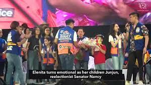Family matriarch Elenita Binay backs ...