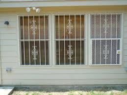 Door Design : Wrought Iron Security Doors Inside Metal Door Bars ...