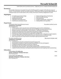 sample admissions counselor resume admission counselor resume source