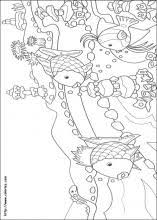 Small Picture Rainbow Fish coloring pages on Coloring Bookinfo