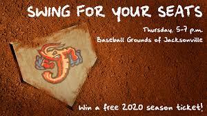 Jumbo Shrimp To Host Swing For Your Seats On Sept 19