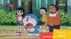Doraemon Chú Mèo Máy Đến Từ Tương Lai |Tập 06
