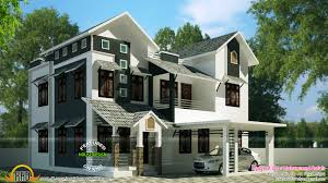 1900 sq ft sloping roof house