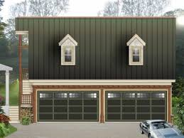 Eplans Ranch House Plan  Charming Duplex With TwoCar Garage Four Car Garage House Plans