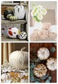 26 cool diy fall decorations with natural pumpkins