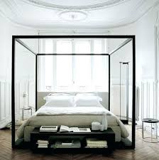 Four Poster Bed Frame Ikea Popular Of Canopy Bed With Photo Of ...