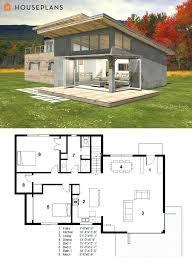 modern house plans small modern cabin house plan energy efficient small modern house plans with loft