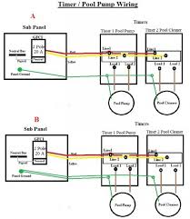 pool light wiring diagram pool image wiring diagram in ground pool pump timer wiring doityourself com community forums on pool light wiring diagram