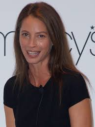 christy turlington almost makeup free