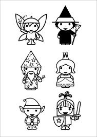 Disegno Da Colorare Personaggi Delle Favole Cat 26421 Images