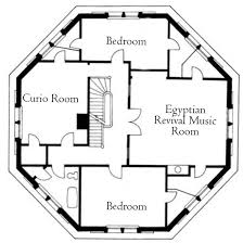 octagon house plans. Octagon House Plans I