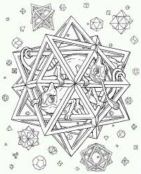 Small Picture Trippy Mandala Coloring Pages Printable Coloring Coloring Pages