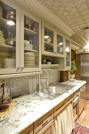 swingeing glass for kitchen cabinet beautiful kitchen cabinets with glass doors 8 beautiful ways to work
