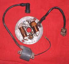 dan s motorcycle flywheel magnetos when i talk about low tension magnetos i mean electrical