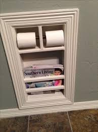 Bathroom Wall Magazine Holder Beauteous In Wall Magazine Rack Bathroom Tyres32c