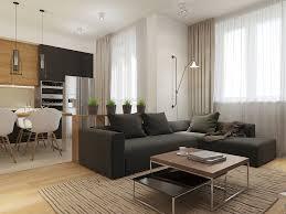 Home Designs: Dark Gray Sofa - Interior Design Ideas