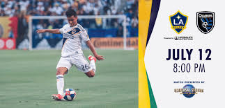 La Galaxy Vs San Jose Earthquakes Dignity Health Sports Park