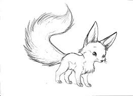 Small Picture Baby Fox Coloring Pages Coloring Site Baby Fox Coloring Pages In