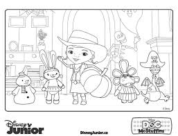 Small Picture Doc McStuffins Coloring Pages GetColoringPagescom