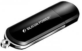 <b>Флеш Диск Silicon Power 64Gb</b> LuxMini 322 SP064GBUF2322V1K ...