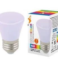 <b>Лампа</b> декоративная светодиодная (UL-00005804) <b>Volpe E27 1W</b> ...