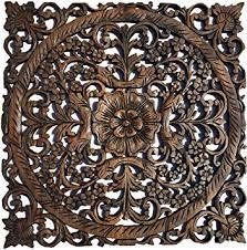redoubtable carved wood wall decor layout design minimalist amazon com large art oriental floral asian antique on asian carved wood wall art with redoubtable carved wood wall decor layout design minimalist amazon
