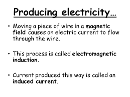 electric generator how it works. 5 How A Generator Works You Need Three Things For To Work: \u2013 A  Magnet Coils Of Wire Movement Electric How It