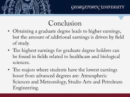 What Is The Highest College Degree Whats It Worth The Economic Value Of College Majors