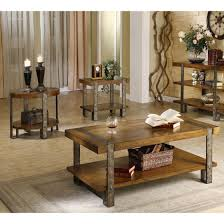 coffee table contemporary piece coffee sets under rustic storage and metal fr full size