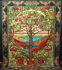Tree of Life Quilt | TREE OF LIFE by Mark Sherman of Coral Springs ... & Tree of Life Quilt | TREE OF LIFE by Mark Sherman of Coral Springs, FL Adamdwight.com