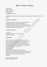 Sample Traders Resume Resume Guide Yale Sample Customer Service Resume