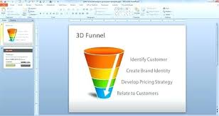 Sales Ppt Template Sales Funnel Template Free Download Powerpoint Templates