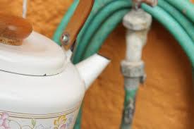 garden hose thread size how to remove stuck garden hoses hunker