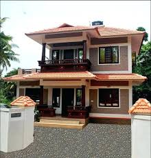 two floor house plans in kerala square feet 3 bedroom traditional style double floor home design