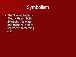 sparknotes the scarlet letter letter the scarlet letter study  sparknotes the scarlet letter the scarlet letter chapter 1 summary symbolism the scarlet letter is filled