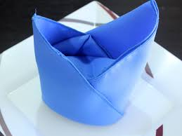 How to Fold a Napkin Into a Bishops Mitre: 12 Steps