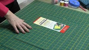 NEW Sew Easy Cutting Mats - YouTube &  Adamdwight.com