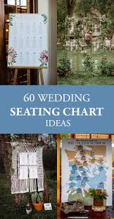 Seating Chart For Small Wedding 60 Wedding Seating Chart Ideas Junebug Weddings