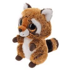 Rusty Brown Raccoon