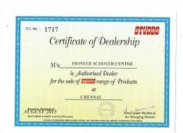 Pioneer Scooter Centre Wholesale Distributor From Redhills India