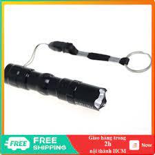 Đèn pin mini police 3w mini dã ngoại đi phượt
