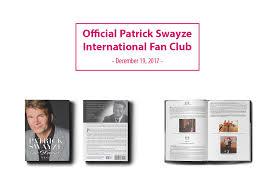 from president official patrick swayze international fan club