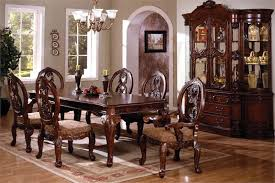 7 dining table set traditional traditional dining room rh cheekybeaglestudios large formal dining room